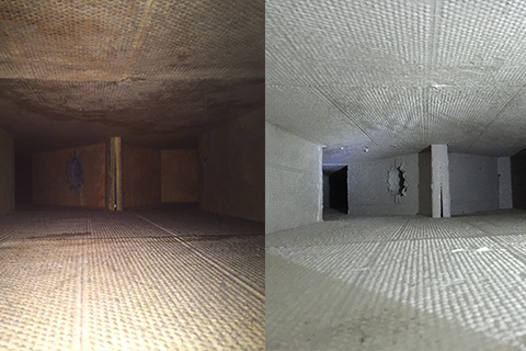 Air Duct Cleaning in Coral Springs