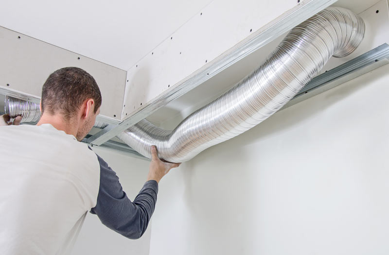 Air duct replacement in Fort Lauderdale, FL